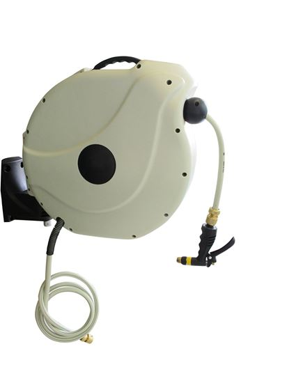 Picture of 82' NW Series Retractable Garden Hose Reel 1/2""