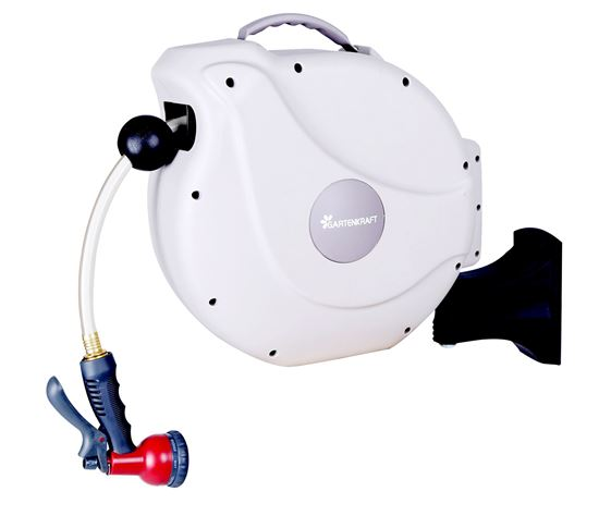 Picture of 65' NW Series Retractable Garden Hose Reel 5/8""