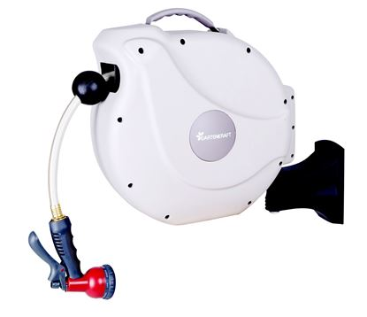 Picture of 50' NW Series Retractable Garden Hose Reel 1/2""