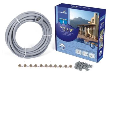 """Picture of 30' Pre-Assembled Mist Cooling Kit 3/8"""""""