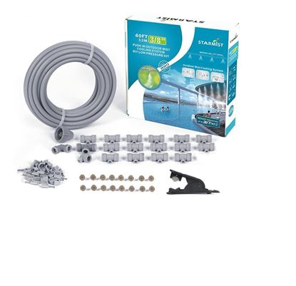 """Picture of 40' Push-In Mist Cooling Kit 3/8"""""""