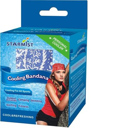 Picture of Cooling Bandana, Blue