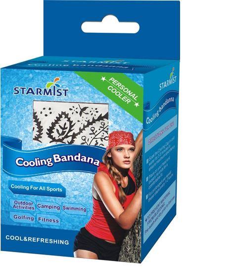 Picture of Cooling Bandana, White