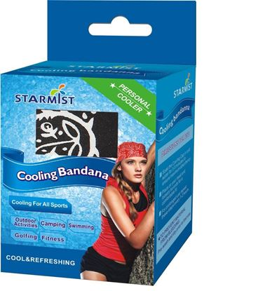 Picture of Cooling Bandana, Black